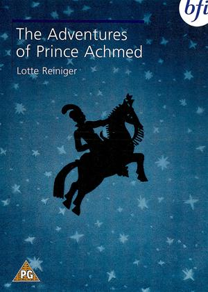 Rent The Adventures of Prince Achmed (aka Die Abenteuer des Prinzen Achmed) Online DVD & Blu-ray Rental