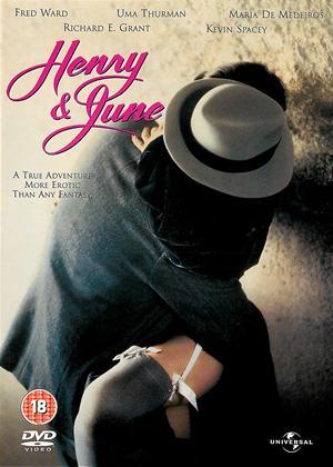 Rent Henry and June Online DVD Rental