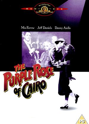 The Purple Rose of Cairo Online DVD Rental