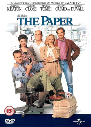 Rent The Paper Online DVD & Blu-ray Rental