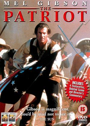 Rent The Patriot Online DVD Rental