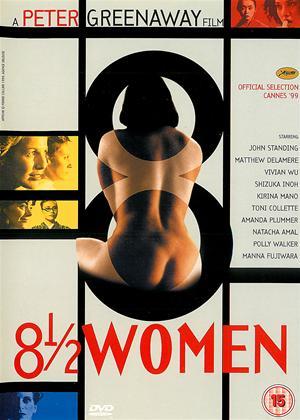 Rent 8 ½ Women Online DVD Rental