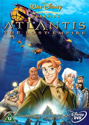 Atlantis: The Lost Empire Online DVD Rental