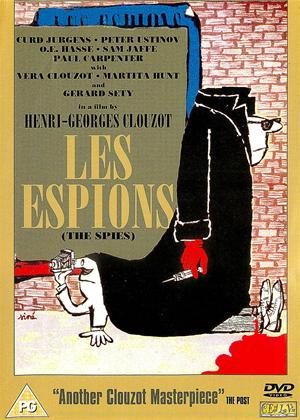 Rent The Spies (aka Les Espions) Online DVD & Blu-ray Rental