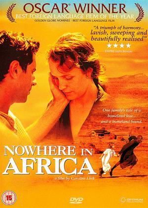 Rent Nowhere in Africa (aka Nirgendwo in Afrika) Online DVD & Blu-ray Rental