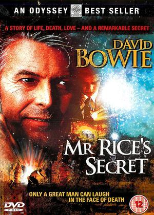 Rent Mr. Rice's Secret (aka Exhuming Mr. Rice) Online DVD & Blu-ray Rental