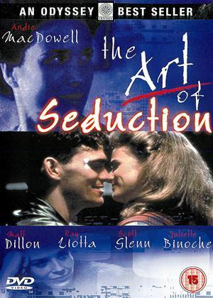 Rent The Art of Seduction Online DVD & Blu-ray Rental