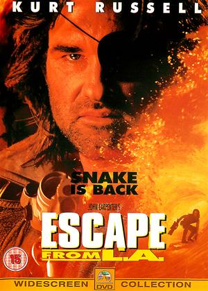 Rent Escape from L.A. Online DVD Rental
