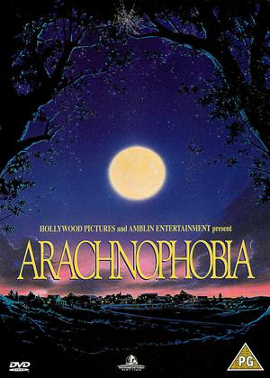 Rent Arachnophobia Online DVD Rental