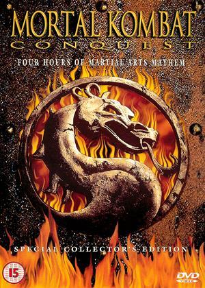 Rent Mortal Kombat: Conquest Online DVD Rental