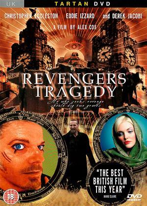 Rent Revengers Tragedy Online DVD Rental