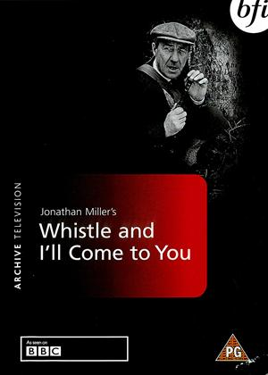 Rent Whistle and I'll Come to You Online DVD & Blu-ray Rental