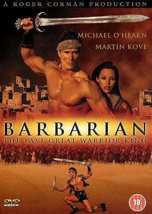 Rent Barbarian: The Last Great Warrior King Online DVD Rental