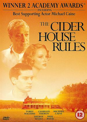 Rent The Cider House Rules Online DVD Rental