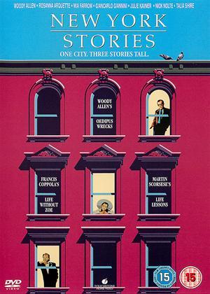Rent New York Stories Online DVD Rental