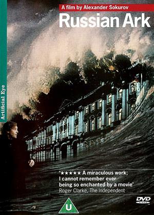 Rent Russian Ark (aka Russkiy kovcheg) Online DVD Rental