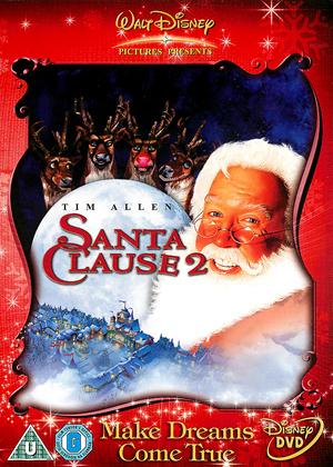 Rent The Santa Clause 2 Online DVD & Blu-ray Rental