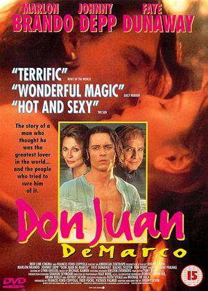 Rent Don Juan DeMarco Online DVD & Blu-ray Rental