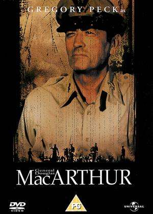 Rent MacArthur Online DVD Rental