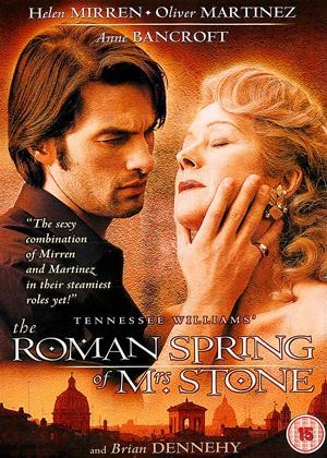 Rent The Roman Spring of Mrs Stone Online DVD Rental