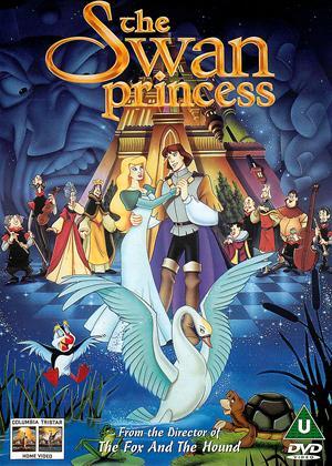 Rent The Swan Princess Online DVD Rental
