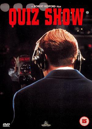 Rent Quiz Show Online DVD & Blu-ray Rental