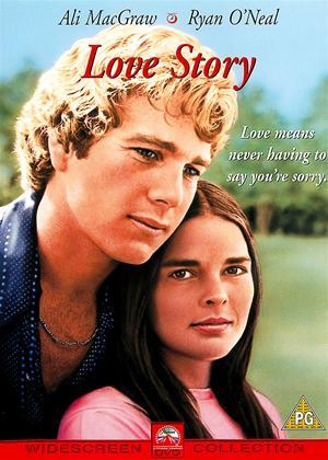 Love Story Online DVD Rental