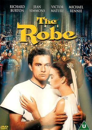 Rent The Robe Online DVD Rental