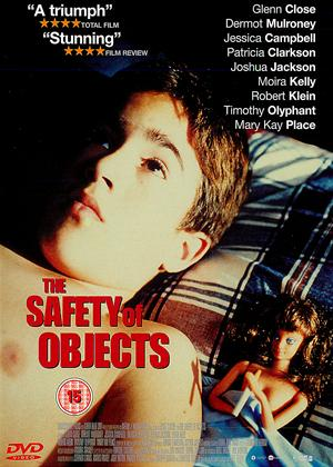 Rent The Safety of Objects Online DVD Rental