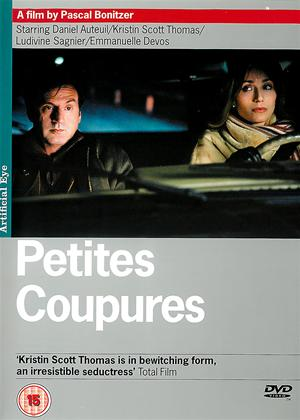 Rent Small Cuts (aka Petites Coupures) Online DVD & Blu-ray Rental