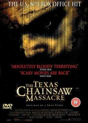 Rent The Texas Chainsaw Massacre Online DVD Rental