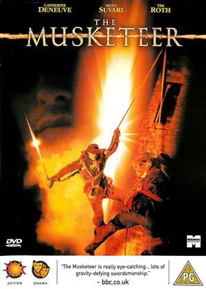 Rent The Musketeer Online DVD & Blu-ray Rental