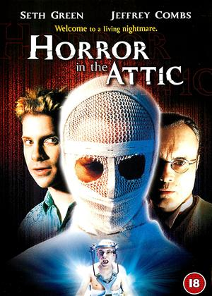 Rent Horror in the Attic Online DVD & Blu-ray Rental