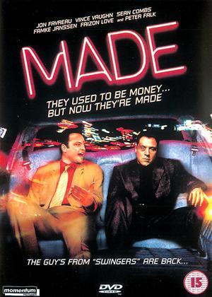 Rent Made Online DVD & Blu-ray Rental