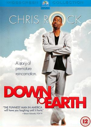 Rent Down to Earth Online DVD Rental