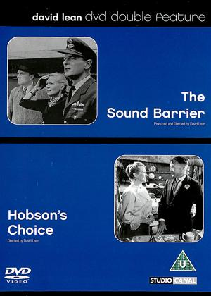 Rent Hobson's Choice / The Sound Barrier Online DVD Rental