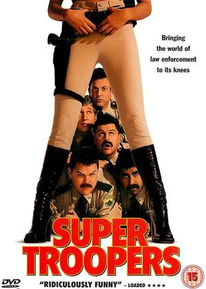 Rent Super Troopers Online DVD & Blu-ray Rental