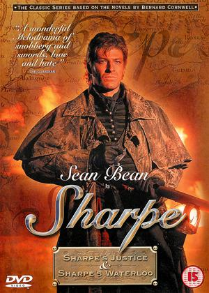 Rent Sharpe: Sharpe's Waterloo / Sharpe's Justice Online DVD Rental