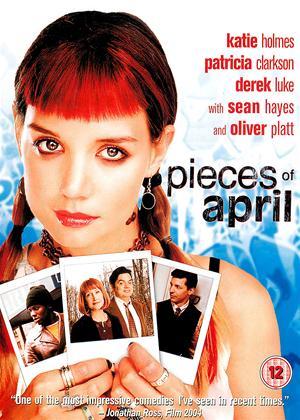 Rent Pieces of April Online DVD Rental