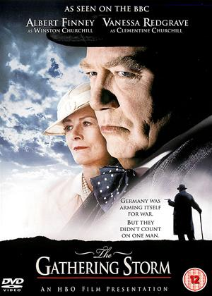 Rent The Gathering Storm Online DVD Rental