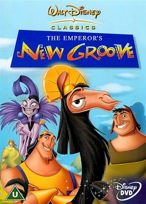 Rent The Emperor's New Groove Online DVD & Blu-ray Rental