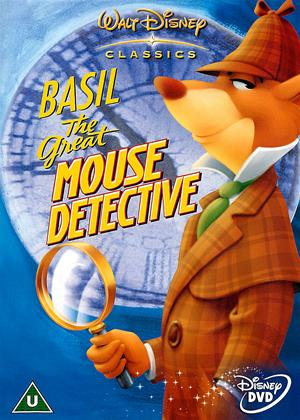 Rent Basil the Great Mouse Detective (aka The Adventures of the Great Mouse Detective) Online DVD Rental