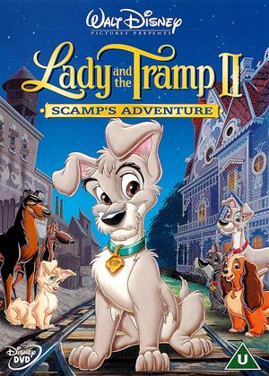 Lady and the Tramp 2: Scamp's Adventure Online DVD Rental