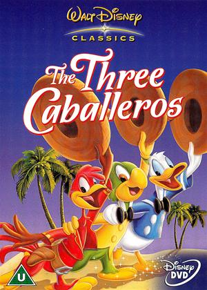 Rent The Three Caballeros Online DVD Rental