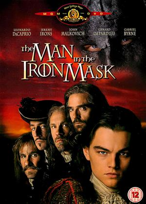 Rent The Man in the Iron Mask Online DVD & Blu-ray Rental