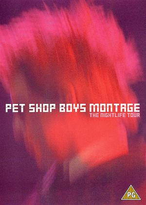 Rent Pet Shop Boys: Montage: The Nightlife Tour Online DVD Rental