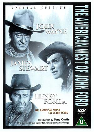 Rent The American West of John Ford Online DVD Rental