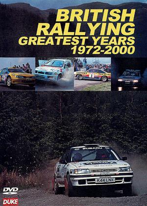 Rent British Rallying Greatest Years: 1972 - 2000 Online DVD Rental