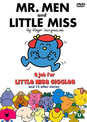 Rent Mr Men and Little Miss: A Job for Little Miss Giggles Online DVD Rental