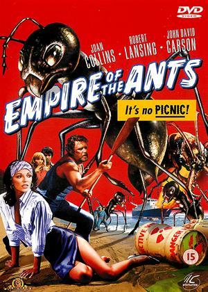 Rent Empire of the Ants Online DVD Rental